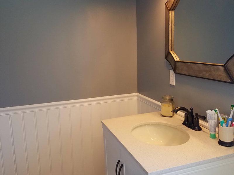 Grayling Cabin - Bathroom upate