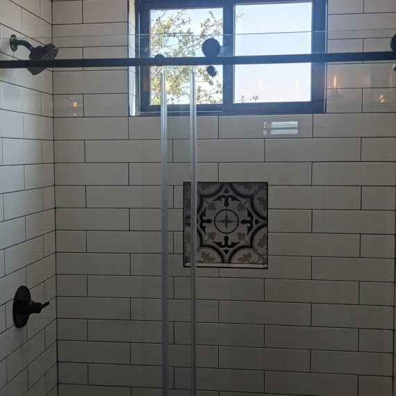 116 Red Mountain - Master Shower